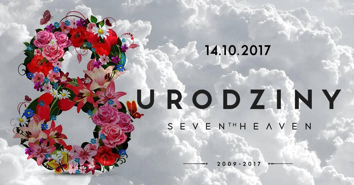 8 Urodziny klubu 7th Heaven Legnica