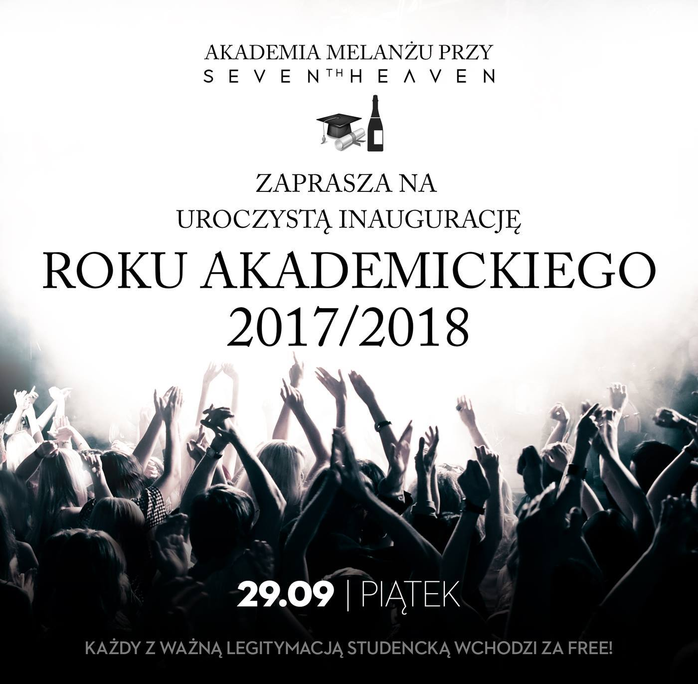Inauguracja roku akademickiego 2017/2018 Legnica 7th Heaven